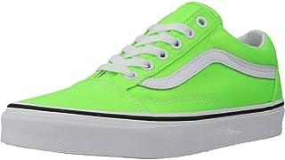 Old Skool Chaussures DE Sport pour Femme Vert VN0A4U3BWT51