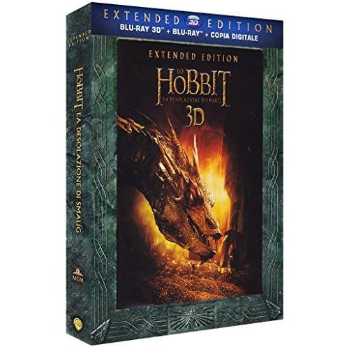 Lo Hobbit - La desolazione di Smaug(2D+3D) (extended edition)
