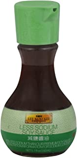 LEE KUM KEE SAUCE SOY TABLE TOP LGHT, 5.1 OZ Pack of 6