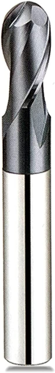 FRSDMY Max 89% OFF Ball Tulsa Mall Nose End Mill Tungsten Carbide Mi Cutter Router Bit