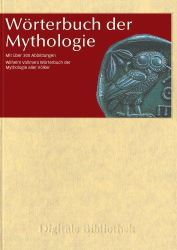 Wörterbuch der Mythologie (PC+MAC)