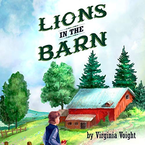 Lions in the Barn audiobook cover art