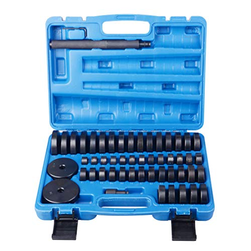 Juego de controladores de buje personalizado 52 en 1   Kit de herramientas de prensa y carreras, rodamientos de rueda de transmisión