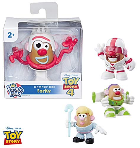 Toy Story 4 amis Forky Mini Potato Head Figure