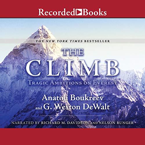 The Climb Titelbild