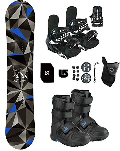 145 snowboard package - 9