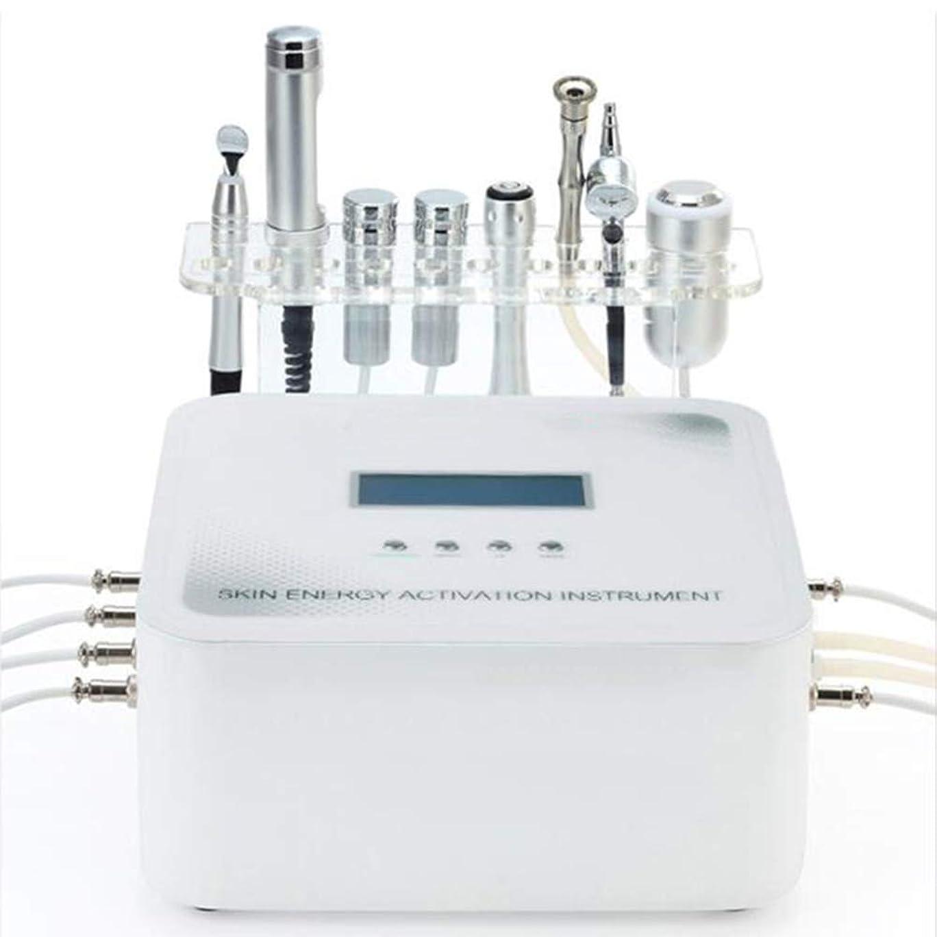 削減禁止まぶしさ多機能両極マイクロ電気Rf美容機器、美容室の家族の使用に適した純粋な酸素肌の若返り楽器、150ワット110ボルト