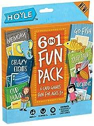 Image of Hoyle Kid's Fun Pack- Card...: Bestviewsreviews