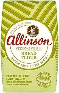 Allinson Strong White Bread Flour - 1.5kg (3.31lbs)