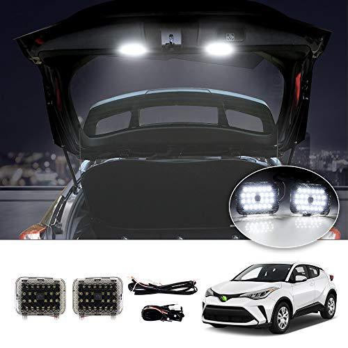 Mixsuper トヨタ C-HR 増設LED ラゲッジ増設ランプ ラゲッジランプ 増設LEDランプ 増設ライト CHR ZYX10 NG...