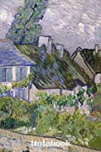 """Notebook: Vincent Van Gogh Notebook Journal To Write In 6x9"""" 100 Lined Pages -  Harvest In Provence - Cool Artist Gifts"""