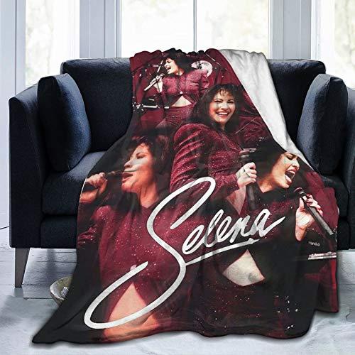 PANDASTYLE Lightweight Luxury Throw Blanket Fannel Fleece Microfiber Plush Bed Blanket Super Soft Reserviber Blanket for All Season Bed Couch Sofa 3D Print Design
