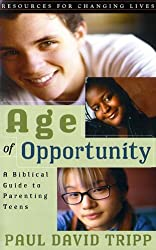 Age of Opportunity book- teen parenting