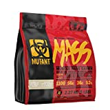 Mutant Mass – Weight Gainer Protein Powder with a Whey Isolate, Concentrate,