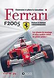 FERRARI F2005 - VOITURE A ESSENCE RADIOCOMMANDEE