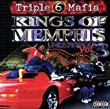 Songtexte von Three 6 Mafia - Underground, Volume 3: Kings of Memphis
