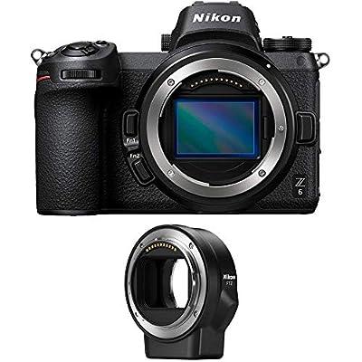 Nikon Z6 FX-Format Mirrorless Digital Camera Bundles by Nikon