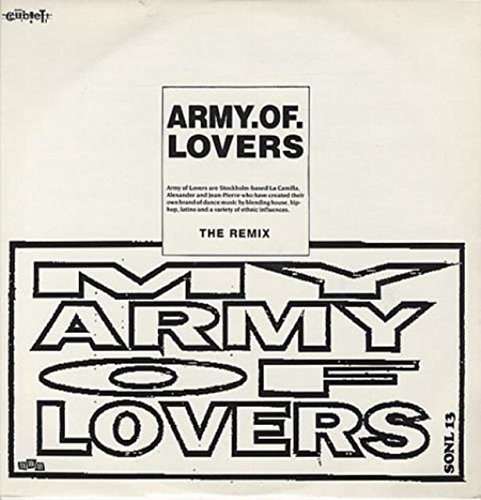 My Army Of Lovers - The Remix [Vinyl Single]