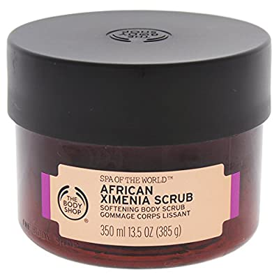 The Body Shop Spa of the World African Ximenia Body Scrub, 13.5 Ounce
