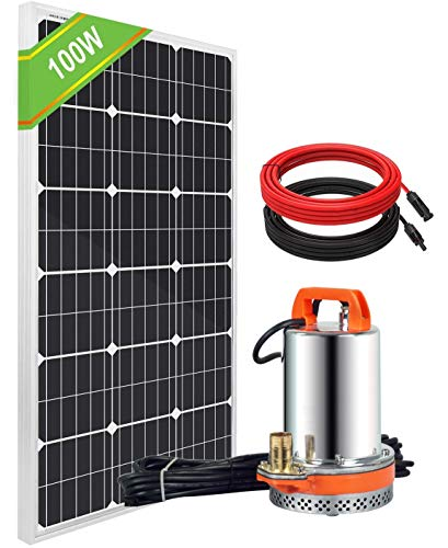 DC HOUSE Solar Wasserpumpen-Kit