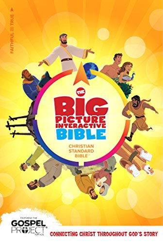 The Csb Big Picture Interactive Bible The Big Picture Interactive The Gospel Project Kindle Edition By Csb Bibles By Holman Religion Spirituality Kindle Ebooks