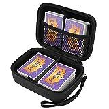 TPCY Portable Cards Case Compatible with Set Enterprises Five Crowns Card Games (Only Case)