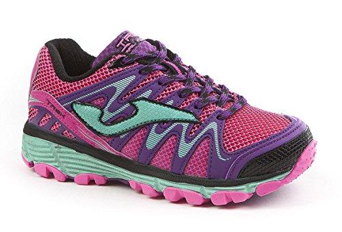 Joma Trek Jr 705 Navy – Zapatillas Trail Gimnasia Niña – Zapatillas de Trail Running Shoes Azul Size: 31 EU