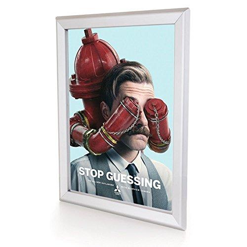 10x A3–Póster con marco/publicidad pantalla marco–por al-lab