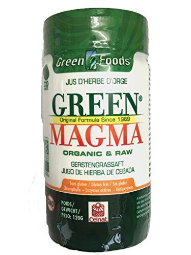 Green magma - Green magma en comprimé - 320 comprimés - Contribue à détoxiner, combattre l'acidité (Bio)