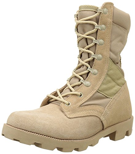 Mil-Tec Cordura Coyote Tropical Stiefel, Coyote, 40 (6)