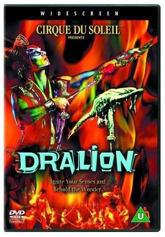 Cirque Du Soleil: Dralion [DVD] [Edizione: Regno Unito]