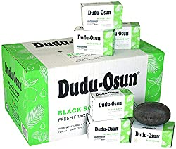 dudu osun african black soap made with pure natural ingredients