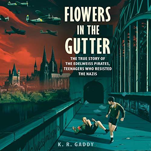 Couverture de Flowers in the Gutter
