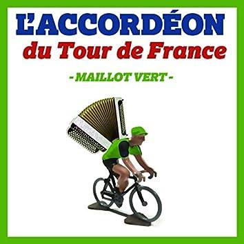 L'accordéon du Tour de France: Maillot vert