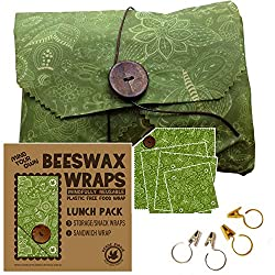 Best Of Beeswax Wraps For Healthy Homemakers  