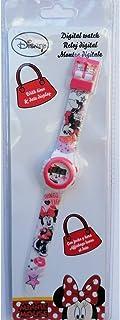 Orologio da Polso Digitale Minnie Mouse Disney in Confezione Regalo - WD21168