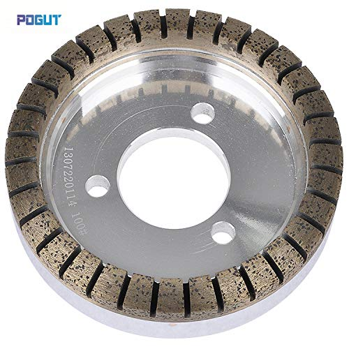 Fantastic Deal! Xucus Segmented Diamond Abrasive Wheel 80 Grit, 1501510, Grinding wheel for glass ma...