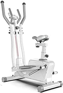 Fitness Equipment Elliptical Trainer Cardio Workout Machine for Fitness Strength Conditioning Workout at Home Or Gym Indoor Home Fitness Cardio Workout Machine