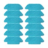 KATI Composición de aspiradora 12pcs Reemplazo de la Tela de la...