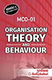 MCO-1 Organization Theory And Behaviour