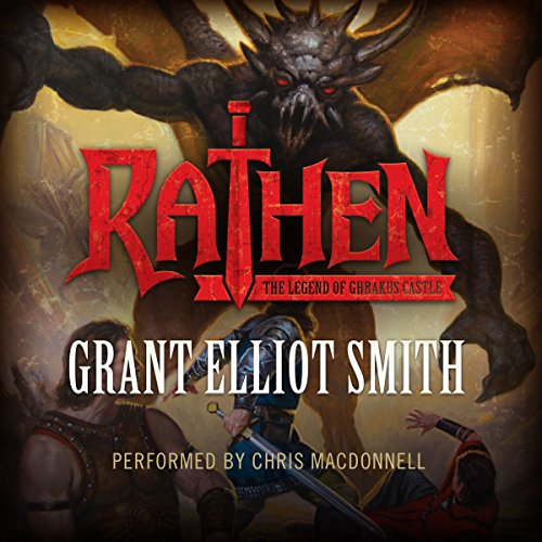 Rathen audiobook cover art