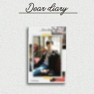 Wanna One Yoon Jisung - [Dear Diary] Special Album Kihno Kit+12p Photo Card+Tracking K-POP Sealed