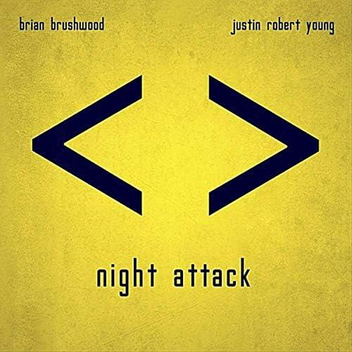 Brian Brushwood & Justin Robert Young