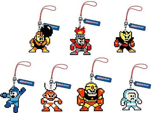 Megaman Rockman Dot.Strap Collection Vol. 2 Handyanh er (1 Random Blind Box)