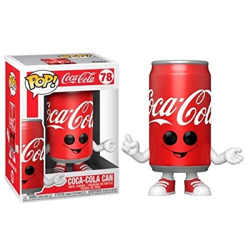 Boneco Pop Funko Lata da Coca Cola Coke Can #78