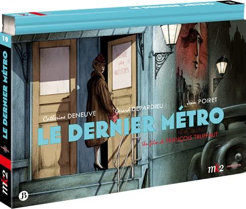 Le Dernier métro [Édition Coffret Ultra Collector-Blu-Ray + DVD +...