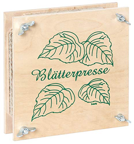 Bartl Blätterpresse 20 x 20 cm