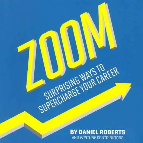 Fortune Zoom audiobook cover art