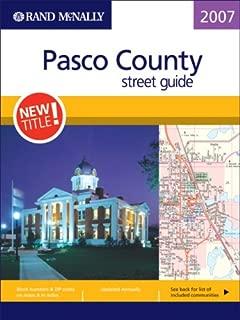 Rand McNally 2007 Pasco County street guide