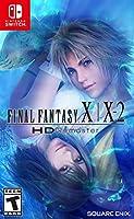 Final Fantasy X|X-2 HD Remaster - Nintendo Switch - Remastered Edition